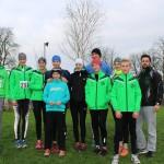 Teilnehmer des 10km Lauf