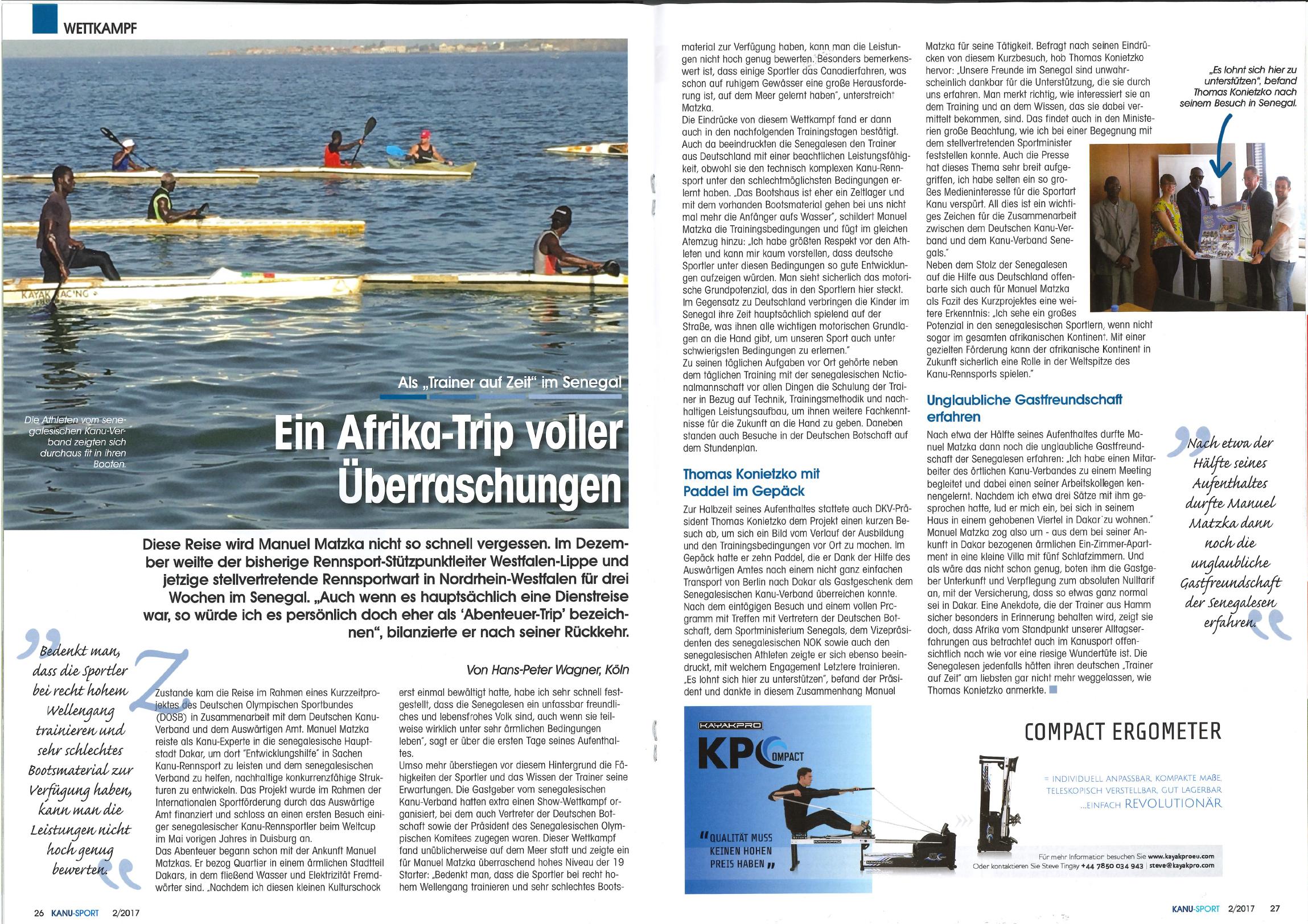 Artikel Senegal